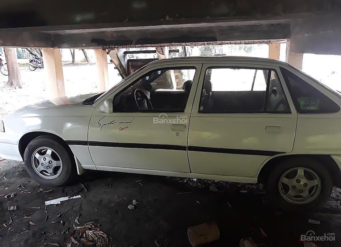 Bán Daewoo Racer 1.5 MT sản xuất 1995, màu trắng, nhập khẩu, giá chỉ 50 triệu (5)