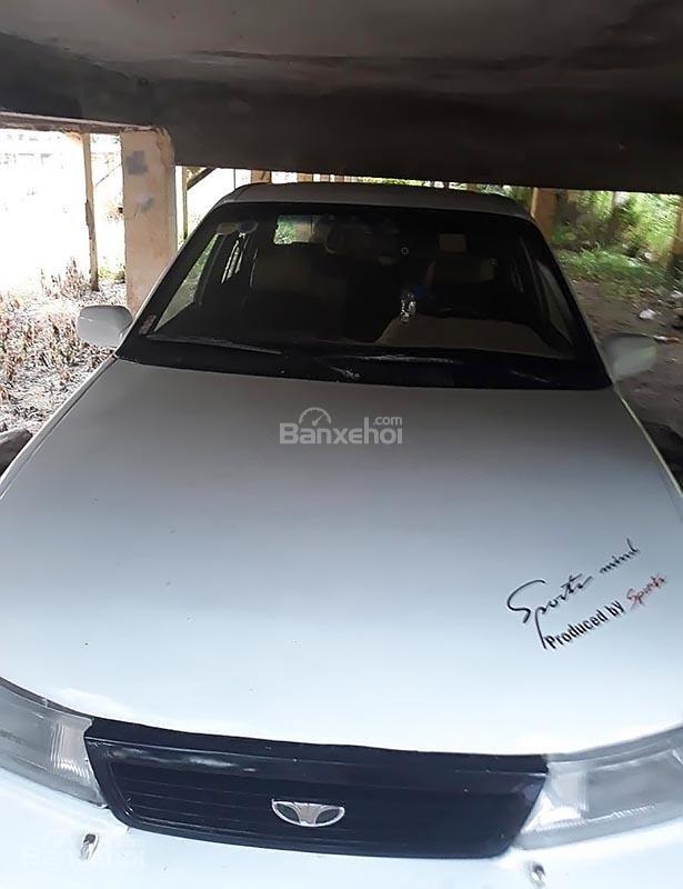 Bán Daewoo Racer 1.5 MT sản xuất 1995, màu trắng, nhập khẩu, giá chỉ 50 triệu (1)