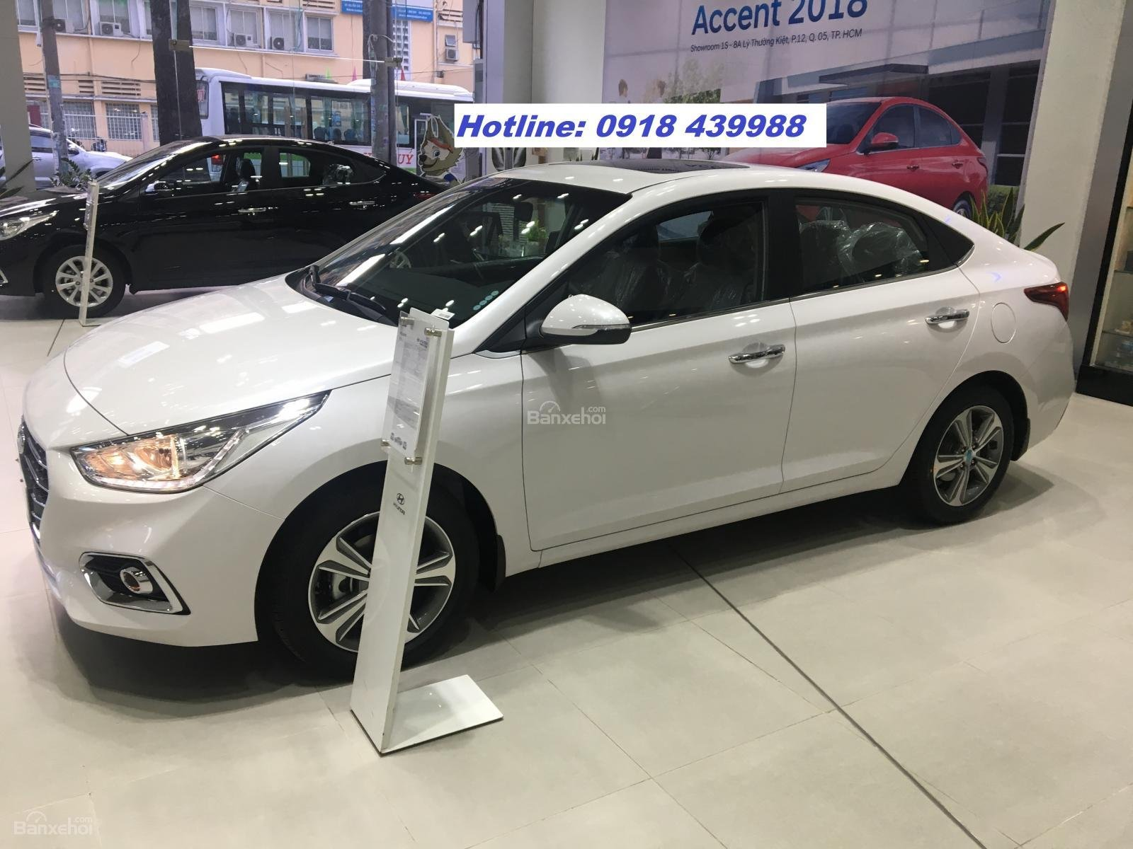 ALL NEW ACCENT FULL, giao xe ngay, thanh toán 150tr - LH: 0918439988-1