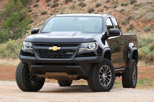Top 10 xe bán tải tốt nhất hiện nay: Không thể thiếu Ford Ranger Raptor 7.