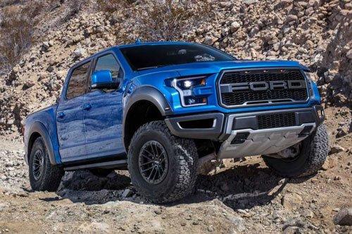 Top 10 xe bán tải tốt nhất hiện nay: Không thể thiếu Ford Ranger Raptor 2.