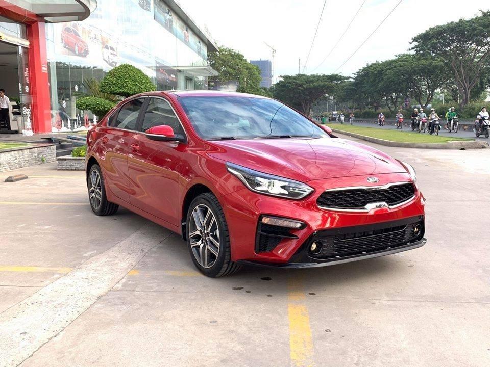 Giá xe Kia Cerato 2019 mới nhất tại Việt Nam...