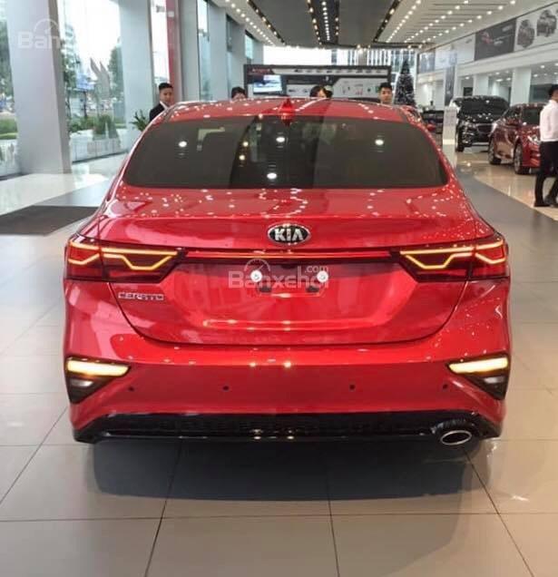 Hot Kia Giải Phóng: Kia Cerato đời 2019, đủ màu, giao xe ngay, thủ tục nhanh gọn, trả góp 90%. LH 096.271.0192-2