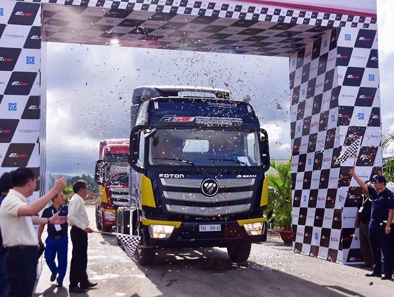 Hãng xe tải Foton Motor Trung Quốc áp dụng chiến lược mới tại Việt Nam a2