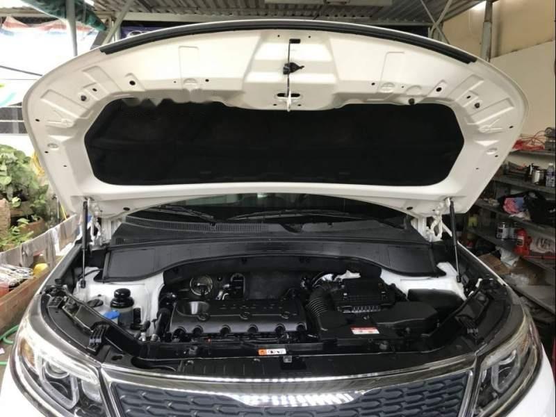 Cần bán Kia Sorento 2.4 năm sản xuất 2016, màu trắng (2)