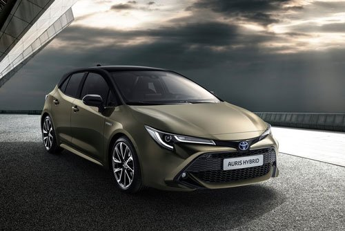 Đây chính là 10 mẫu xe Toyota phiên bản 2019 đáng mua nhất 10.