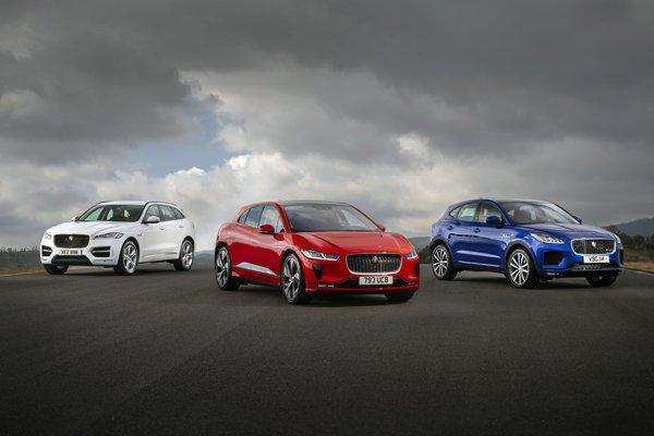 Jaguar I-Pace nhận đánh giá 5 sao an toàn từ Euro NCAP.