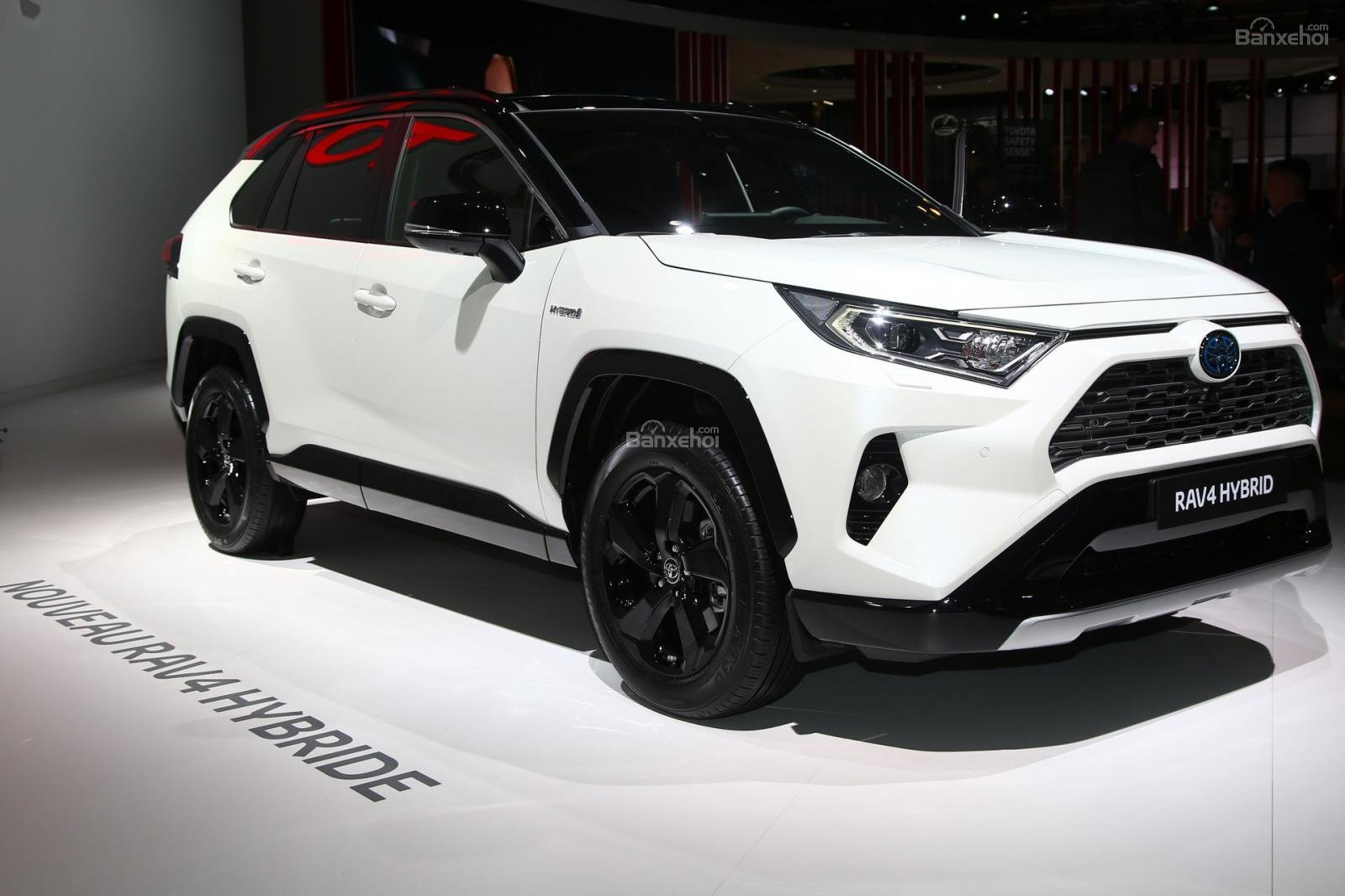 Toyota RAV4 2019 Hybrid lên kệ có giá từ 885 triệu - 2