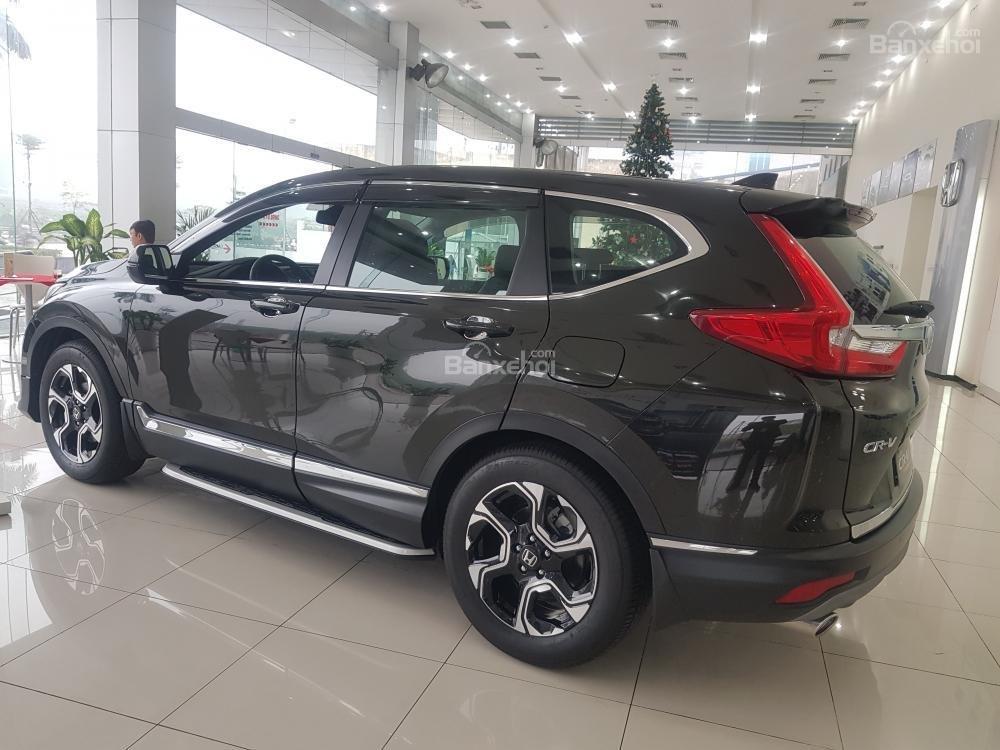 Honda CR-V tăng trưởng đến 114% so với năm 2017 a2