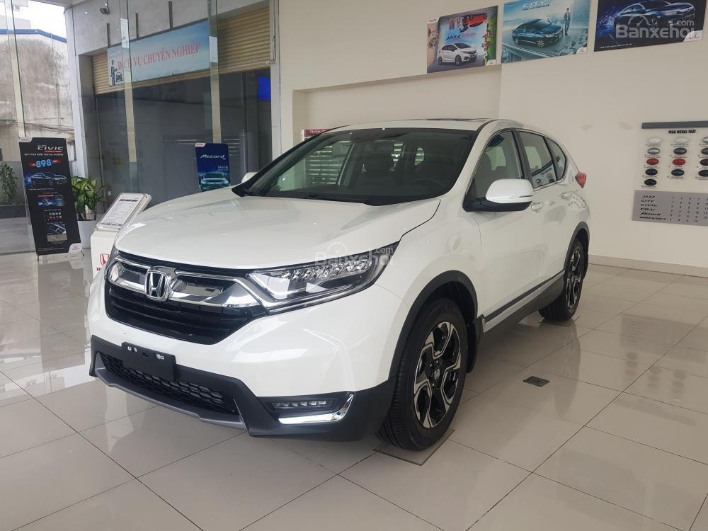 Honda CR-V tăng 10 triệu đồng ở tất cả phiên bản a1