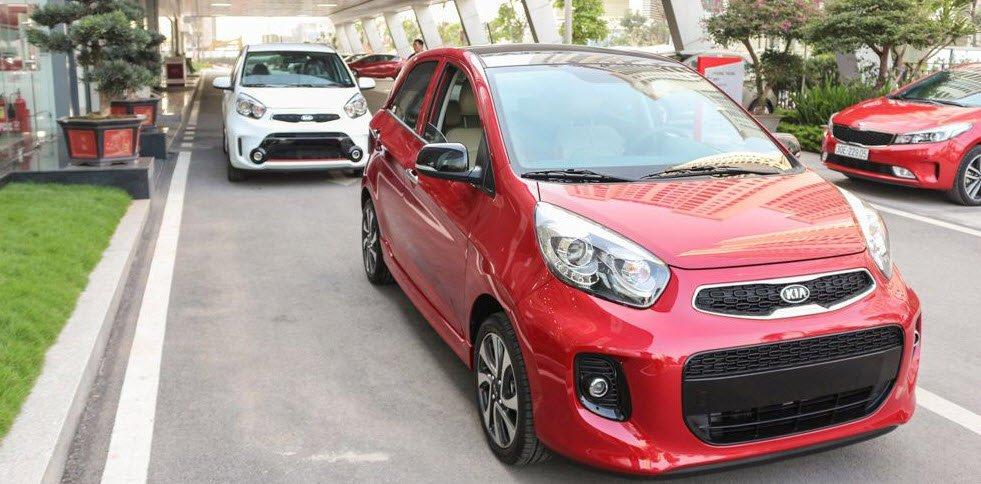 Kia Morning S AT 2019 sẽ bị cắt bớt trang bị để giảm giá tại Việt Nam a1