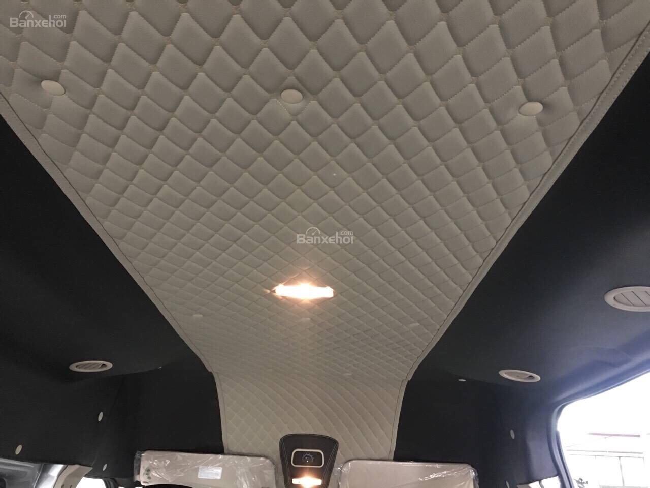 Bán Transit 2019, giao xe ngay hỗ trợ vay 5-7 năm 80-90% giá trị xe tặng ngay hộp đen - lót sàn giả gỗ - bọc trần-5