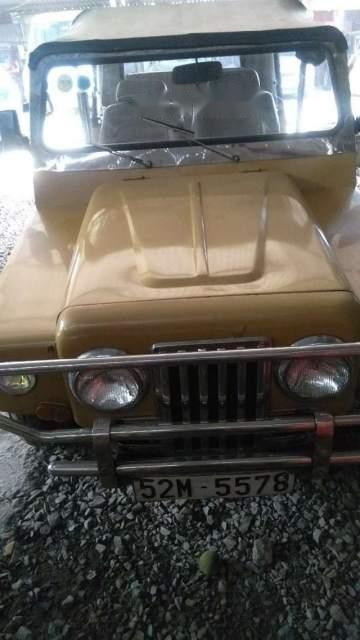 Bán Citroen C2 trước đời 1980, xe đẹp, giá rẻ  (1)