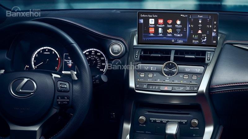 So sánh Audi Q5 và Lexus NX 16...