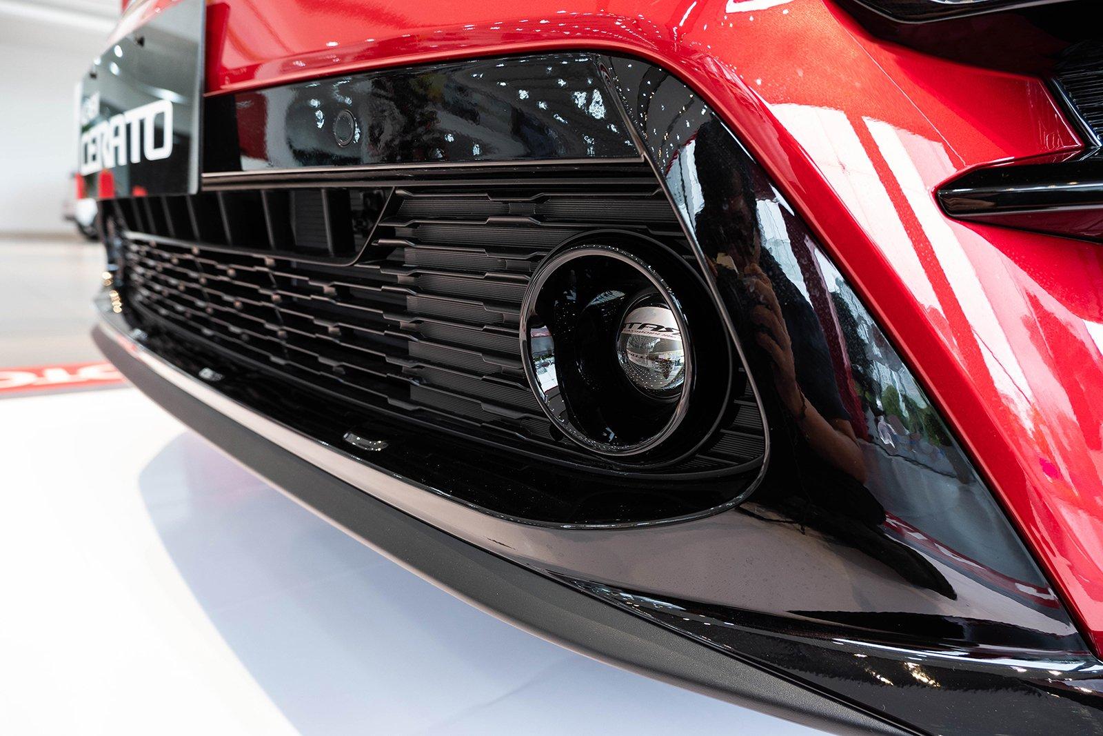 Ảnh chụp cản trước xe Kia Cerato Premium 2.0L 2019