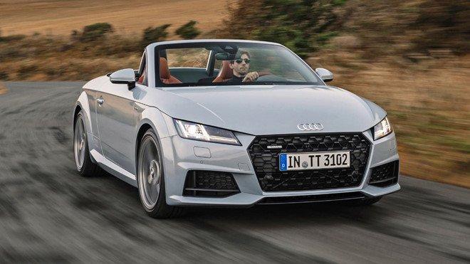 Audi TT tung bản kỷ niệm ''''''''20 Years Edition'''''''' chỉ 999 chiếc xuất xưởng, mở bán năm sau a1