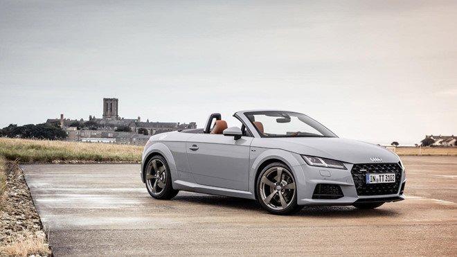 Audi TT tung bản kỷ niệm ''''''''20 Years Edition'''''''' chỉ 999 chiếc xuất xưởng, mở bán năm sau a10
