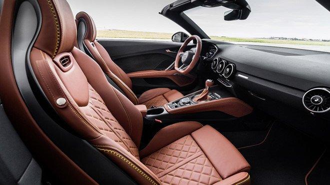 Audi TT tung bản kỷ niệm ''''''''20 Years Edition'''''''' chỉ 999 chiếc xuất xưởng, mở bán năm sau a8