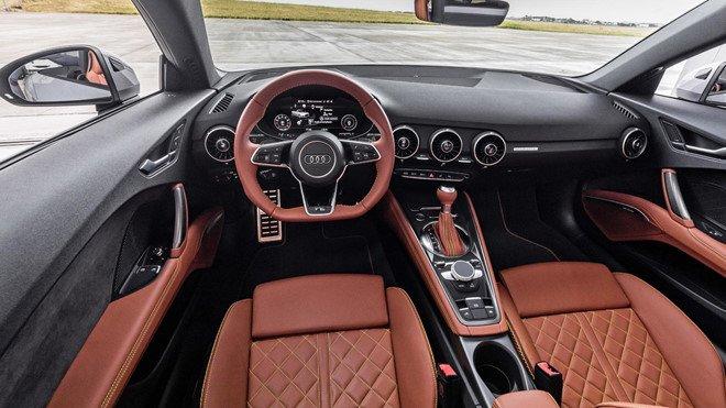 Audi TT tung bản kỷ niệm ''''''''20 Years Edition'''''''' chỉ 999 chiếc xuất xưởng, mở bán năm sau a6