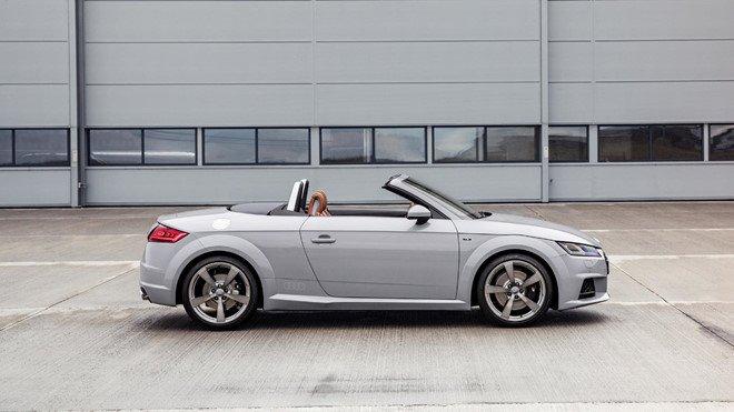 Audi TT tung bản kỷ niệm ''''''''20 Years Edition'''''''' chỉ 999 chiếc xuất xưởng, mở bán năm sau a11