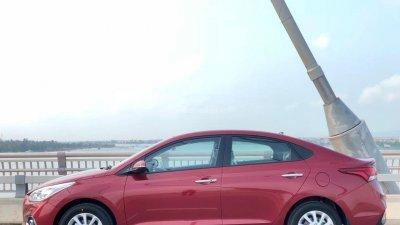 Hyundai Accent số sàn 2018, hỗ trợ trả góp lãi suất thấp, có xe sẵn giao ngay – LH 0774.702.378-1