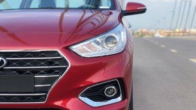 Hyundai Accent số sàn 2018, hỗ trợ trả góp lãi suất thấp, có xe sẵn giao ngay – LH 0774.702.378-4