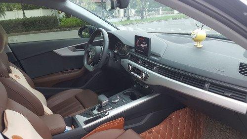 Gia đình bán Audi A4 2.0 AT đời 2017, màu đen, nhập khẩu -4