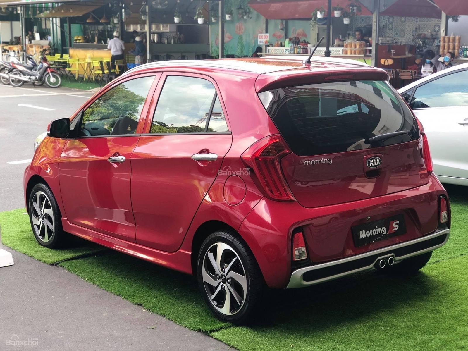 Kia Morning 2019 phiên bản mới giá 355 triệu đồng chính thức bán tại đại lý, giao xe ngay - Ảnh 3.