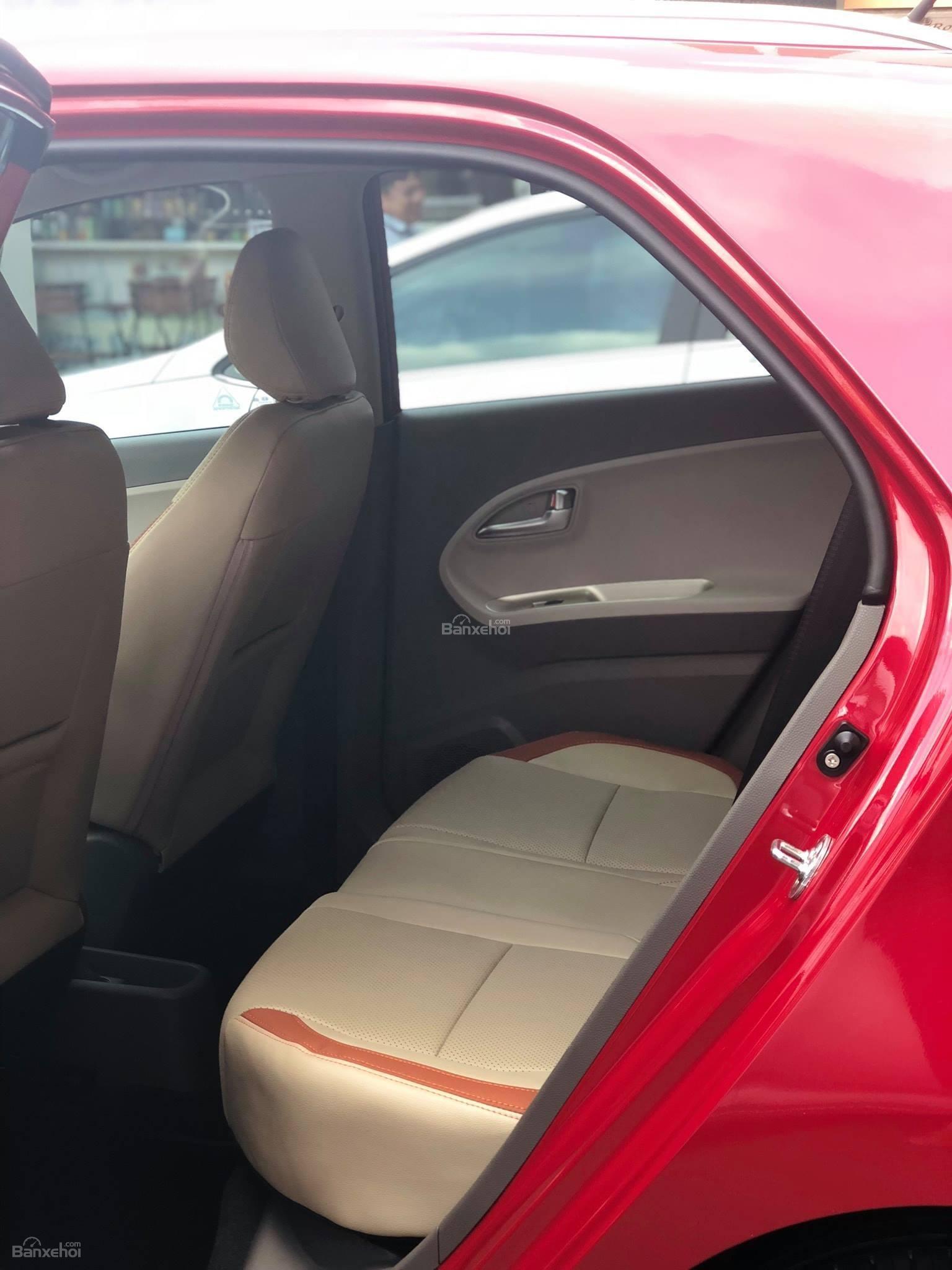Kia Morning 2019 phiên bản mới giá 355 triệu đồng chính thức bán tại đại lý, giao xe ngay - Ảnh 5.