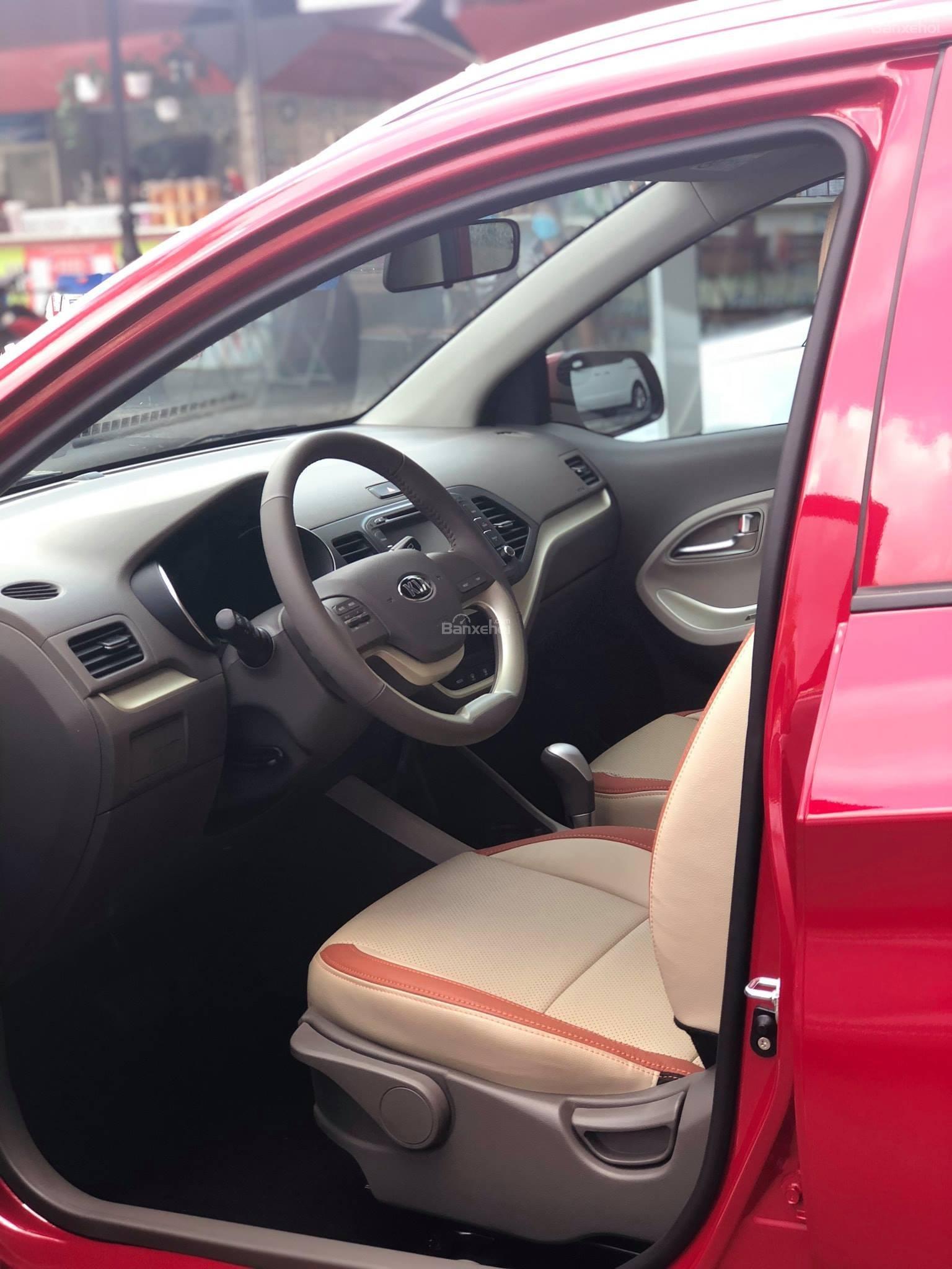 Kia Morning 2019 phiên bản mới giá 355 triệu đồng chính thức bán tại đại lý, giao xe ngay - Ảnh 4.