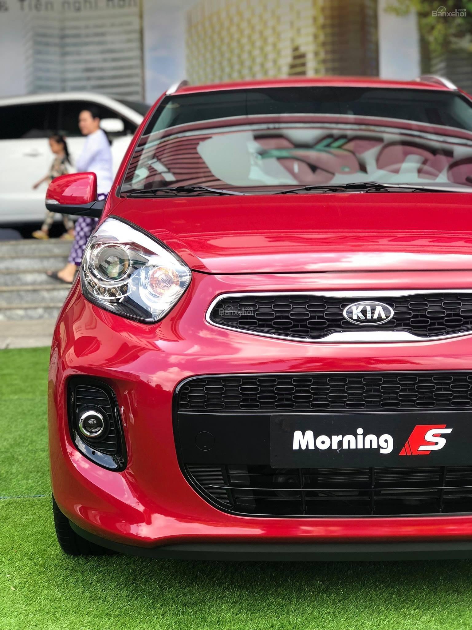 Kia Morning 2019 phiên bản mới giá 355 triệu đồng chính thức bán tại đại lý, giao xe ngay - Ảnh 2.