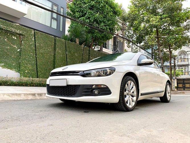 Volkswagen Scirocco 2010 gây bất ngờ khi rao bán với giá 535 triệu đồng a1