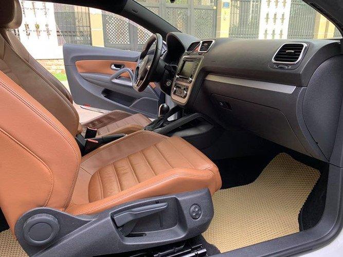 Volkswagen Scirocco 2010 gây bất ngờ khi rao bán với giá 535 triệu đồng a7