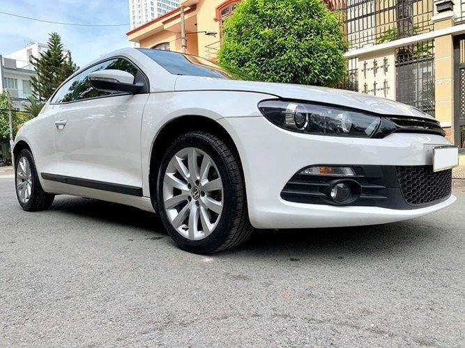 Volkswagen Scirocco 2010 gây bất ngờ khi rao bán với giá 535 triệu đồng a4