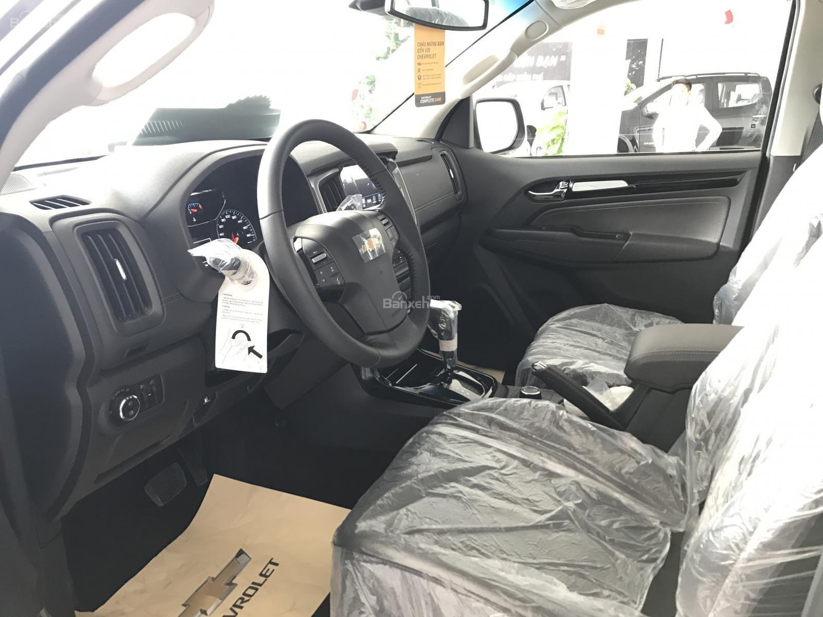 Sở hữu SUV 07 chỗ Chevrolet Trailblazer 2019, nhập khẩu Thái Lan, ưu đãi 30 triệu đồng T1/2019, ☎️LH: 0963613200-12