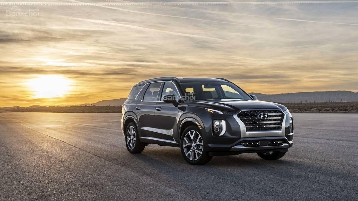 Giá xe Hyundai Palisade 2020.
