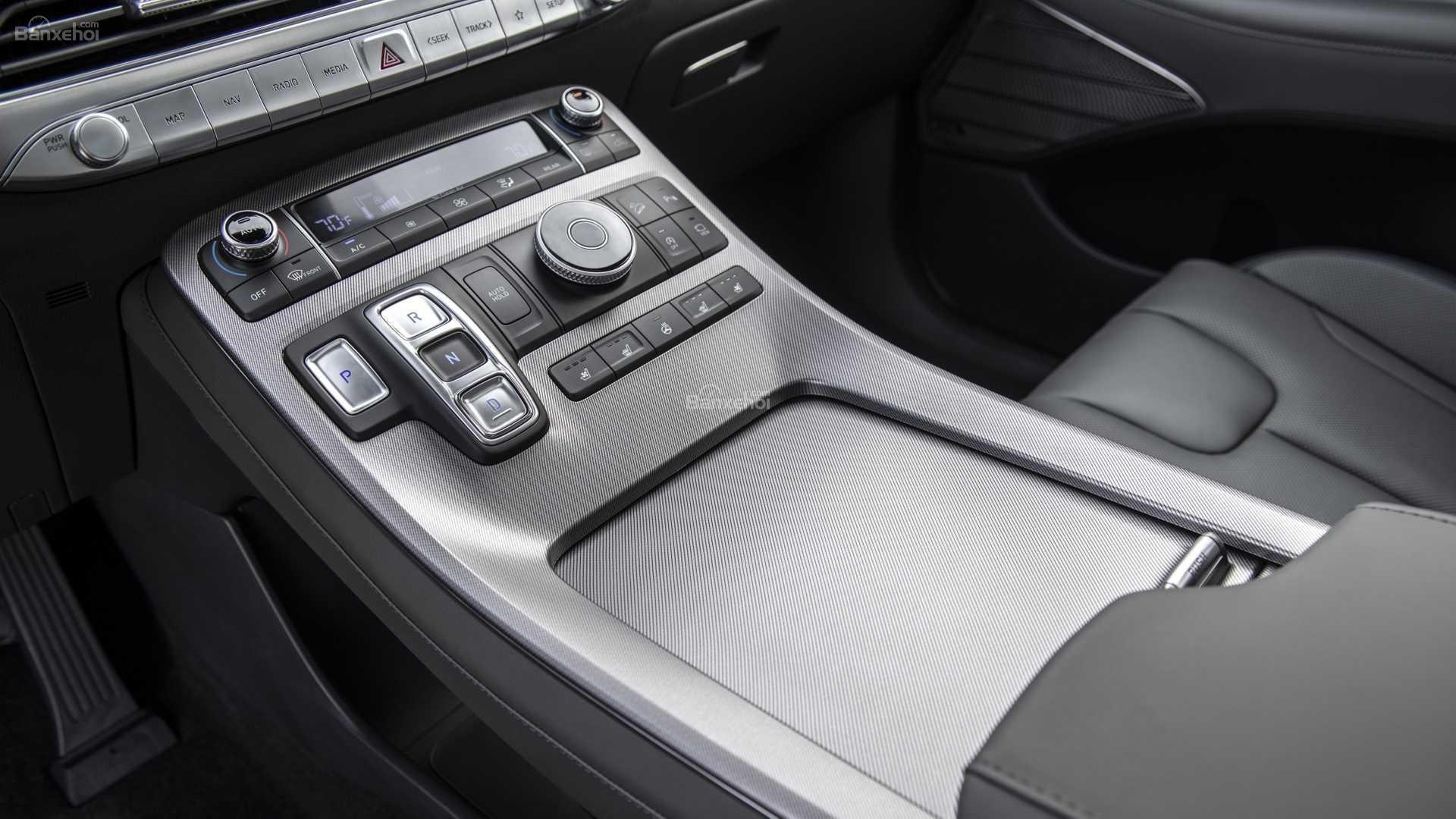 Đánh giá xe Hyundai Palisade 2020 về trang bị tiện nghi.