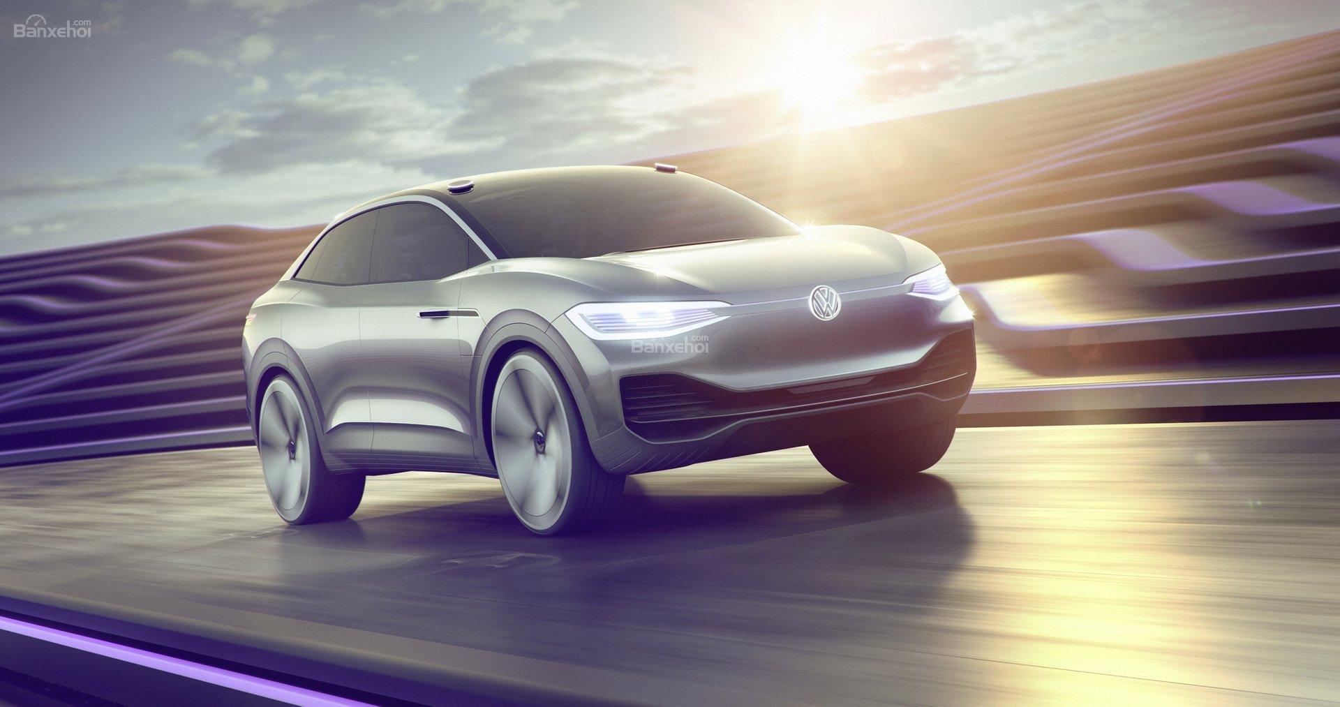 Volkswagen I.D. SUV concept.