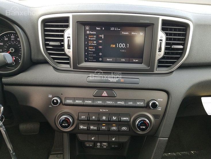 Đánh giá xe Kia Sportage 2019 bản Mỹ - thông tin - 1a