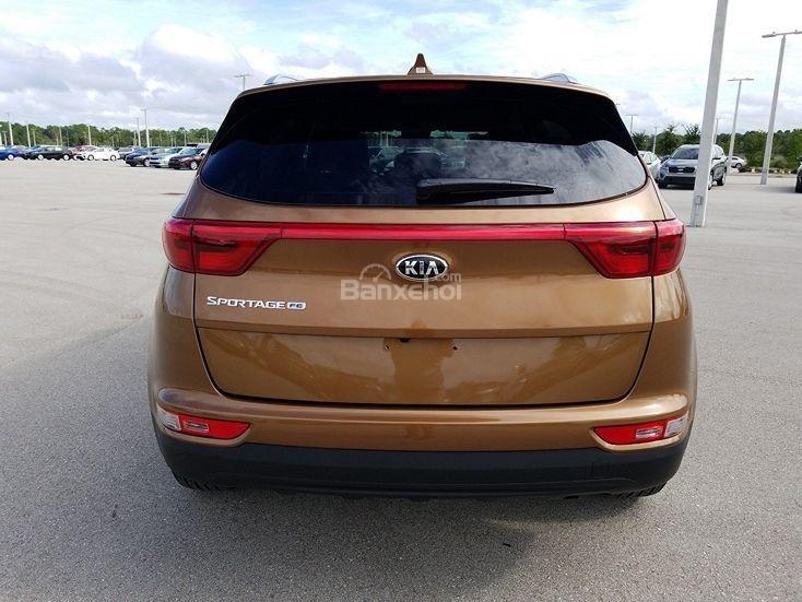 Đánh giá xe Kia Sportage 2019 bản Mỹ - đuôi - 1a