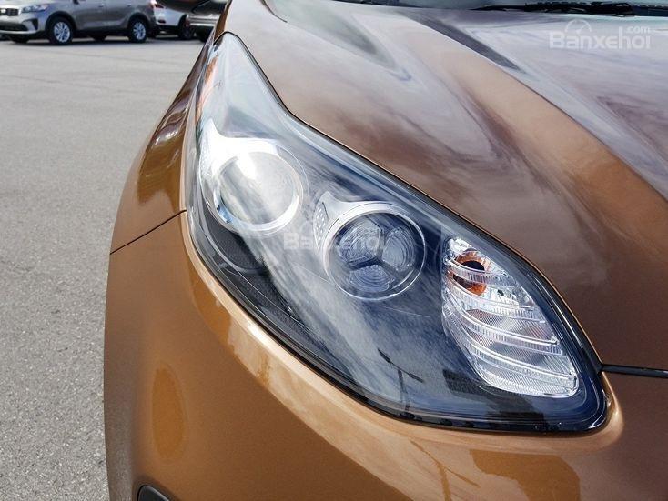 Đầu xe Kia Sportage 2019 mũi hổ bắt mắt - 1c