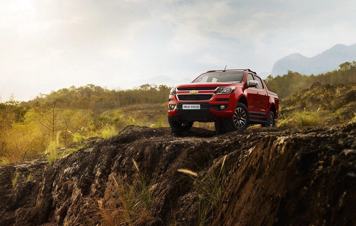 Đánh giá xe Chevrolet Colorado 2019 HighCountry giá 819 tại Việt Nam a1