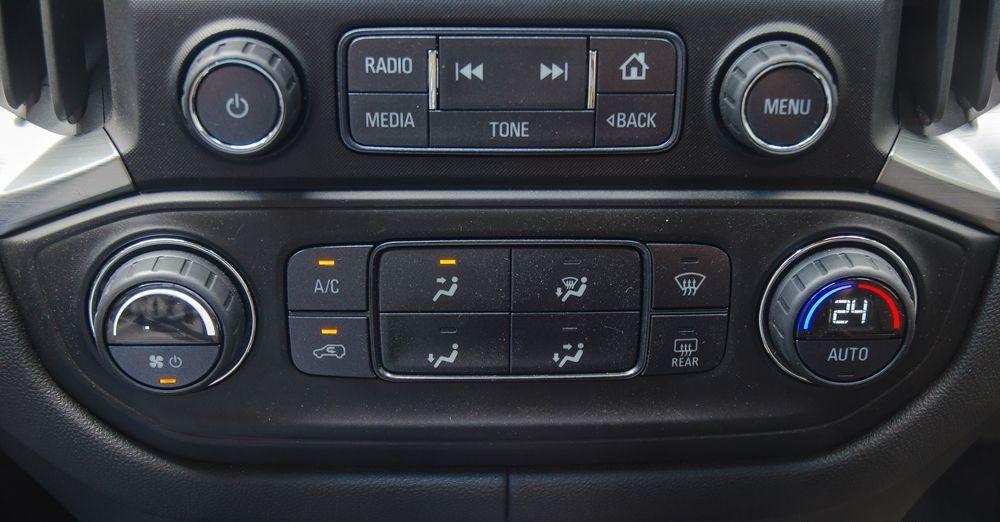 Chevrolet Colorado 2019 High Country sử dụng điều hòa nhiệt độ tự động a1