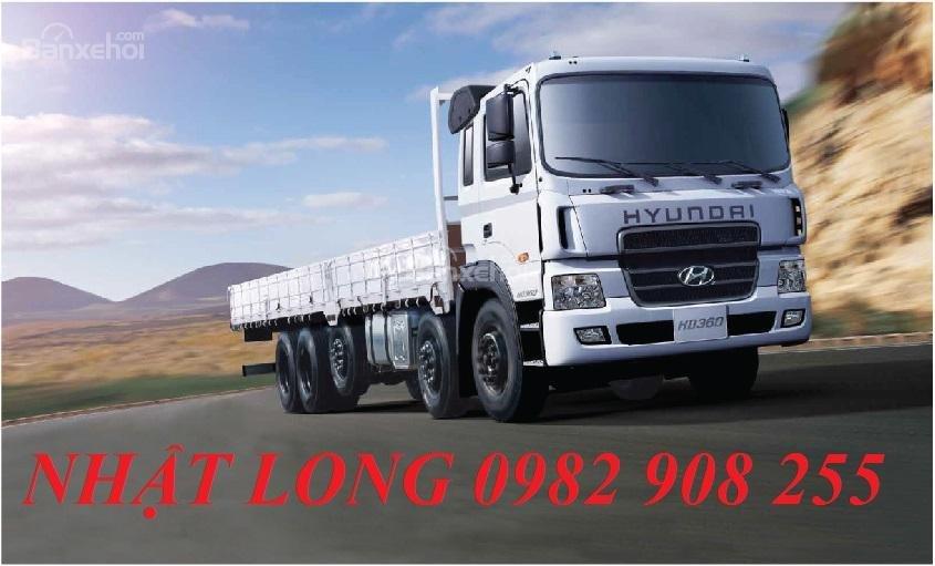 Bán xe tải Hyundai HD360 nhập khẩu, tải trọng cao, giá tốt, liên hệ 0982 908 255 (3)