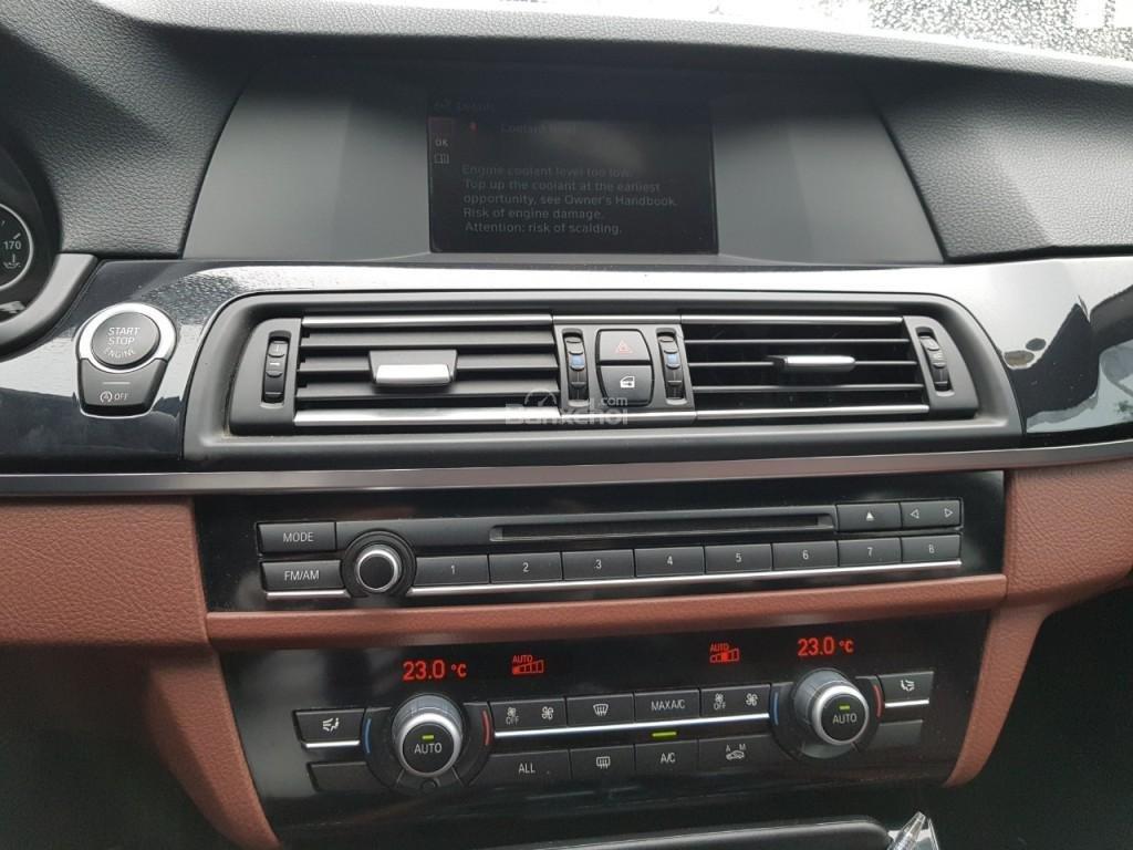Bán BMW 528i sản xuất 12/2013 màu đen/nâu đăng ký biển Hà Nội năm 2014-13