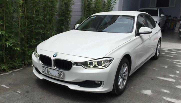 Xế sang BMW 320i đời 2012 tại Sài Gòn rao bán chưa đến 820 triệu đồng 1.