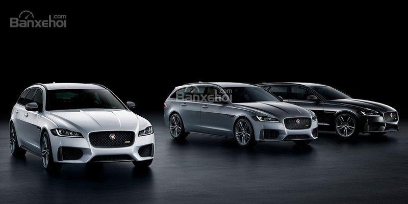 Jaguar XF 2019 bổ sung công nghệ giá khởi điểm 1,17 tỷ - 1