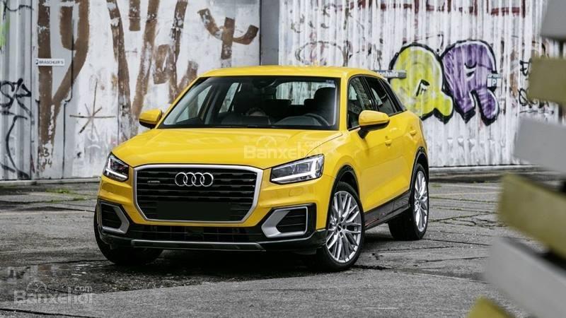Giá xe Audi Q2 2019 tại Việt Nam 1...