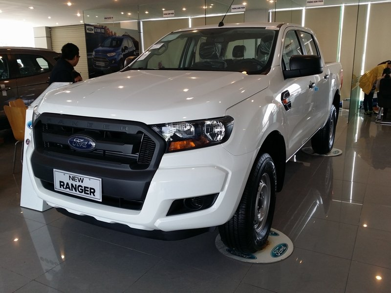 Ford Việt Nam bổ sung Ford Ranger XL 2.2L MT 4x4 giá 616 triệu đồng a1