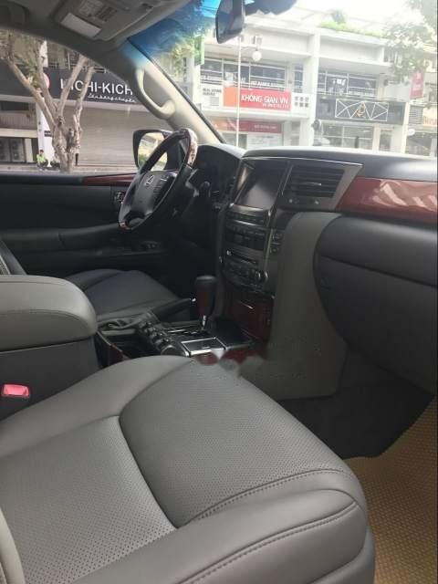 Bán xe Lexus LX 570 đời 2009, màu đen, xe nhập-5